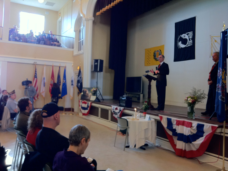 Veterans Sanctuary Opening