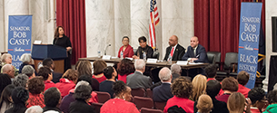 On The First Day Of Black History Month, Casey Announces Annual Honorees
