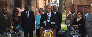 Casey, Fattah, Nutter Announce Philadelphia Will Receive $30 Million HUD Grant That Could Help Transform North Central Philadelphia