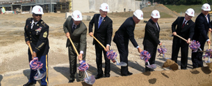 Casey at Groundbreaking: Moon Township Exchange a Major Victory for Southwestern PA