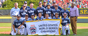 Casey, Toomey Introduce Resolution Honoring Red Land Little League for Performance in 2015 Little League World Series