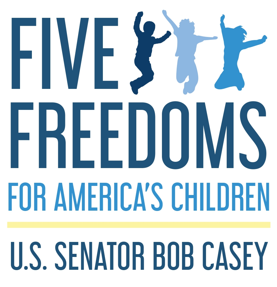 Five Freedoms for America's Children
