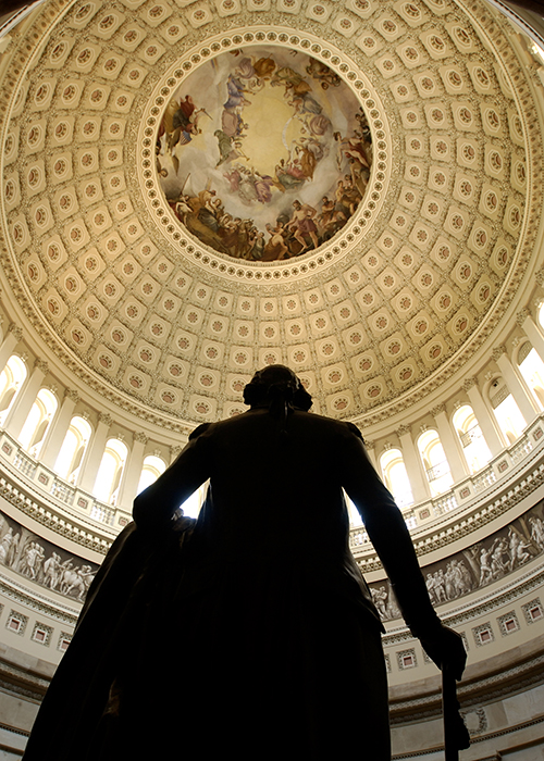 Capitol Dome Rotunda