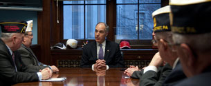 Senator Casey Calls for Passage of Bill That Would Protect Retired Military Personnel