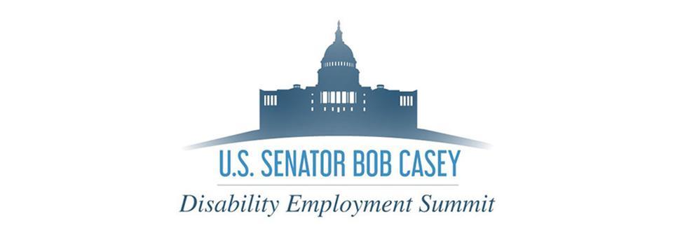 Senator Casey's Virtual Disability Employment Summit