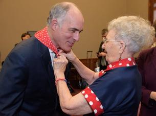 Casey's Bipartisan Rosie the Riveter Congressional Gold Medal Act Signed Into Law